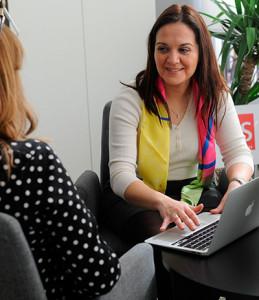 María Isabel Gámez Consultora de riesgos y seguros